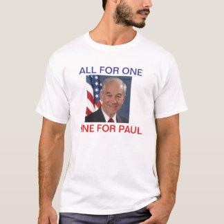 ALLA FÖR EN, EN FÖR PAUL TEE