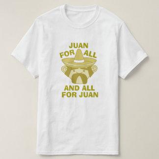 Alla för Juan Tröja