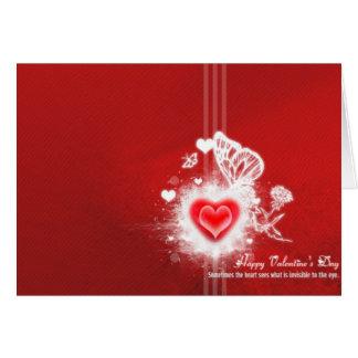 alla hjärtans dag hälsningskort