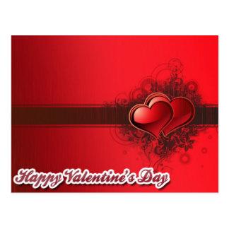 alla hjärtans dag vykort