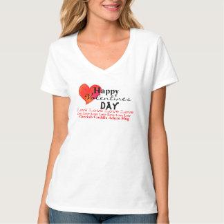 Alla hjärtans dagTshirt Tee Shirt