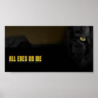 Alla ögon på mig FILMaffisch Poster