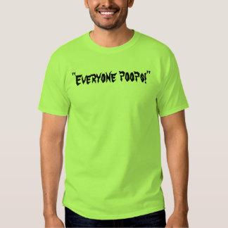 """""""Alla poops! """", Tee Shirt"""