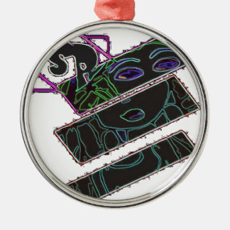 Alla saker från den mörka sidan av SabyPwee Julgransprydnad Metall