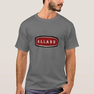Allard bilar t-shirts