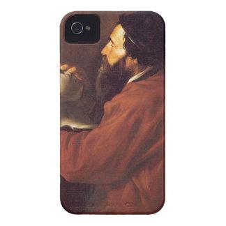 Allegori av handlag av Jusepe de Ribera iPhone 4 Cases