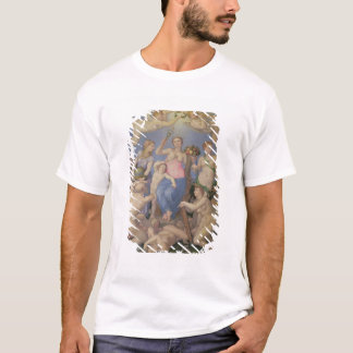 Allegori av lyckan, c.1567 (olja förkopprar på), tröjor