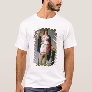 Allegori av republiken tee shirt