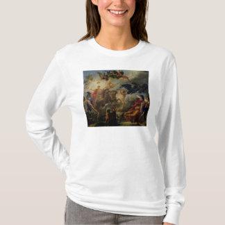 Allegori av striden av Austerlitz Tee Shirt