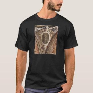 Allegorier av de huvudsakliga förtjänsterna Agnolo T-shirts