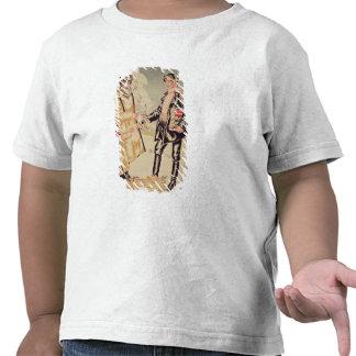 Alliansen mellan staden och tee shirts