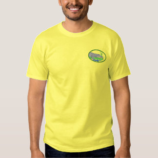 Alligator Broderad T-shirt