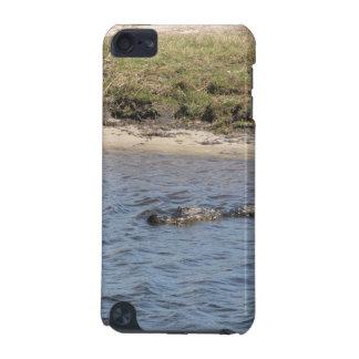 Alligator i vatten iPod touch 5G fodral