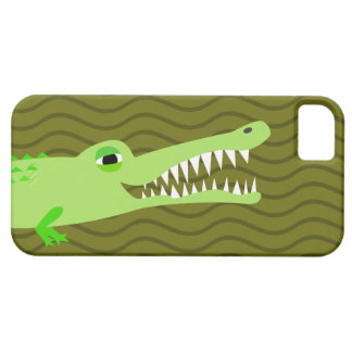 Alligator iPhone 5 Hud