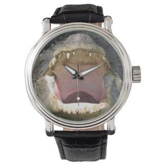 "Alligator ""Time knastrande "", Armbandsur"