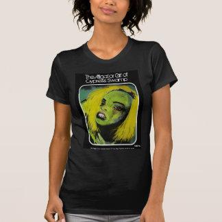 """""""Alligatorflickan av skjorta för Cypress träsk"""" T-shirts"""