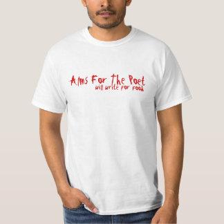 Allmosa för poeten tröjor