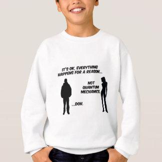 Allt händer för Reason undantar Quantum M Tshirts