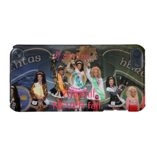 Allt Skottland mästarecitationstecken iPod Touch 5G Fodral