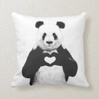 Allt som du behöver, är kärlek kudde