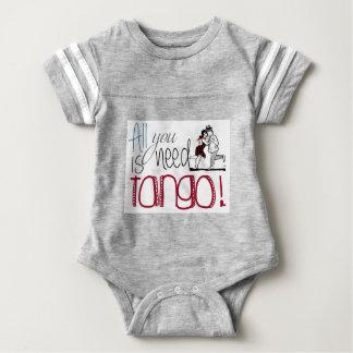Allt som du behöver, är Tangocitationstecknet T Shirt