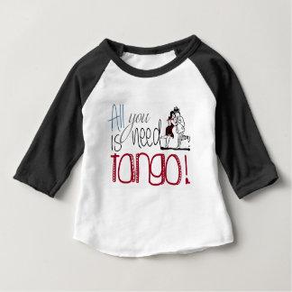 Allt som du behöver, är Tangocitationstecknet T Shirts