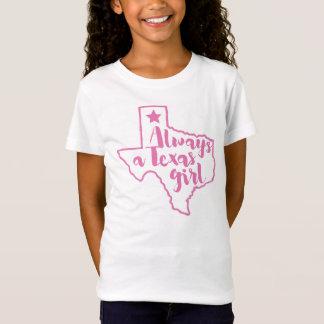 Alltid en T-tröja för Texas flickarosor T Shirt