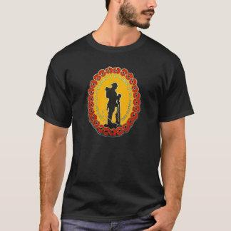 Alltid mindas minnedagT-tröja T-shirt