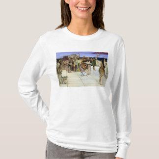 Alma-Tadema  A dedikation till bacchusen T Shirts