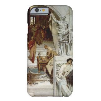 Alma-Tadema | åhörare på Agrippas, 1875 Barely There iPhone 6 Skal