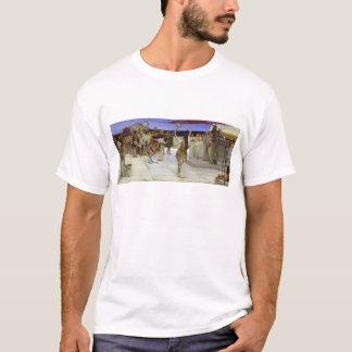 Alma-Tadema | en dedikation till bacchusen Tee Shirt