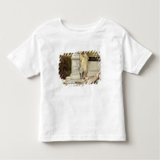 Alma-Tadema | romersk Fisher flicka, 1873 T-shirts