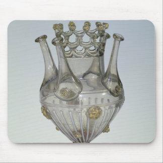 Almorratxa exponeringsglas, 16-17th århundrade musmatta