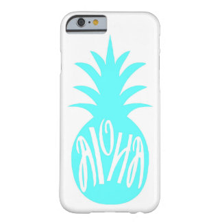 Aloha ananas barely there iPhone 6 fodral