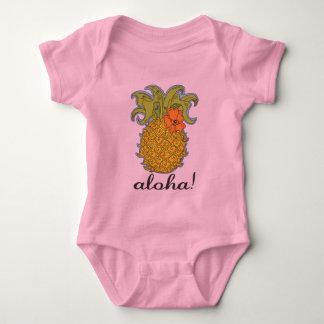 Aloha ananasskjorta tröja