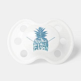 Aloha ananassurfingbrädor napp