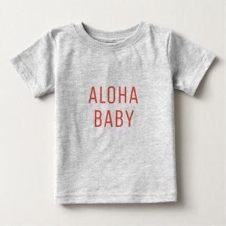 Aloha babytextdesign tshirts