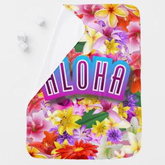 Aloha! Bebisfilt