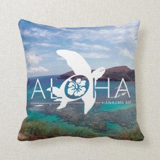 Aloha Hawaii Honu sköldpadda Kudde