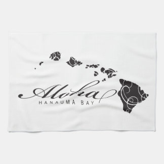 Aloha Hawaii öar Handhandukar