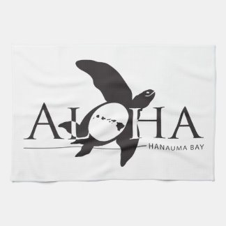 Aloha Hawaii öar Handuk