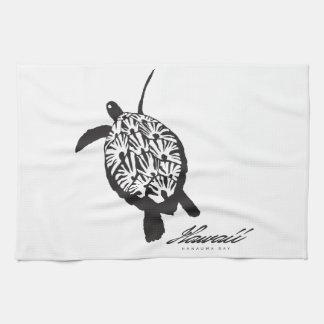 Aloha Hawaii sköldpadda Handuk
