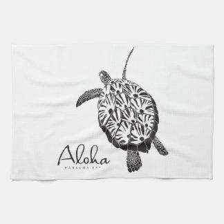Aloha Hawaii sköldpadda Kökshandduk