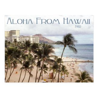 Aloha Hawaii Vykort