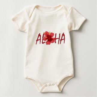 Aloha hibiskusbebisranka body