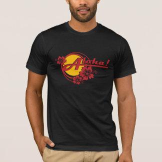 Aloha manar T-tröja T-shirts