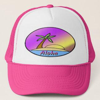 Aloha ö truckerkeps