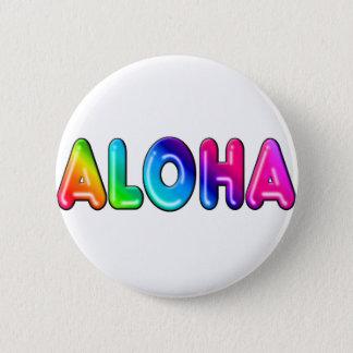 Aloha Standard Knapp Rund 5.7 Cm