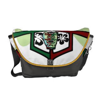 Aloha Tiki budbärare Messenger Bag