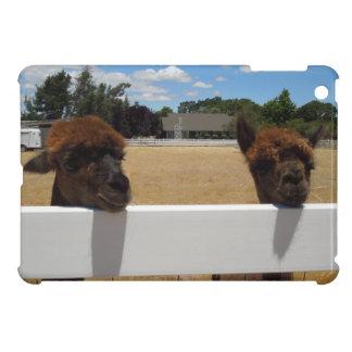 Alpacas i Templeton, Kalifornien iPad Mini Mobil Fodral